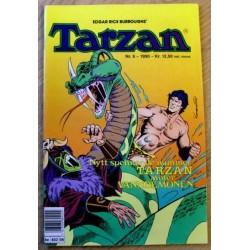 Tarzan: 1990 - Nr. 6 - Vanndemonen