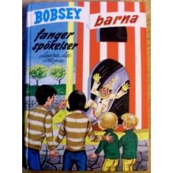 Bobsey-barna: Nr. 55 - Bobsey-barna fanger spøkelser
