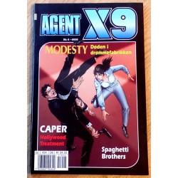 Agent X9: 2005 - Nr. 6 - Døden i drømmefabrikken