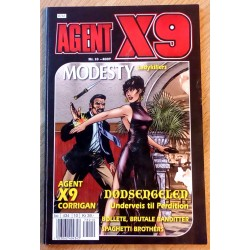 Agent X9: 2007 - Nr. 10 - Ladykillers