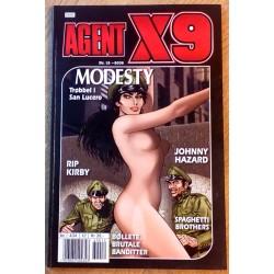 Agent X9: 2006 - Nr. 12 - Trøbbel i San Lucero