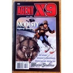 Agent X9: 2006 - Nr. 8 - Oppdrag i Sameland
