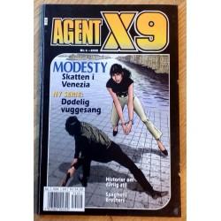 Agent X9: 2005 - Nr. 4 - Skatten i Venezia