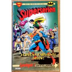 Superserien: 1983 - Nr. 12 - Supermann & Robin
