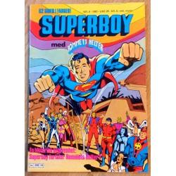 Superboy: 1981 - Nr. 4 - Psykokrigeren