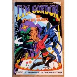 Lyn Gordon: 1981 - Nr. 7 - Inn i det ukjente