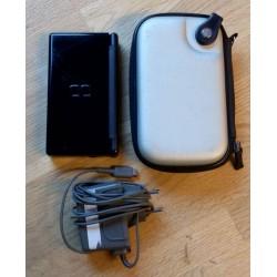 Nintendo DS Lite: Konsoll med veske