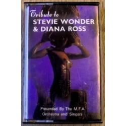 Tribute to Stevie Wonder & Diana Ross (kassett)