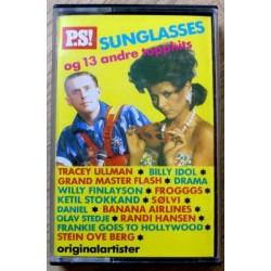 P.S!: Sunglasses og 13 andre topphits (kassett)