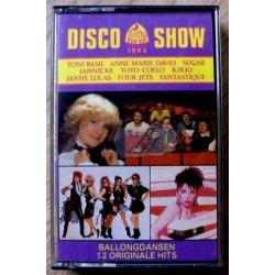 Disco Show 1983 (kassett)