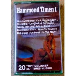 Hammond Timen 1 (kassett)