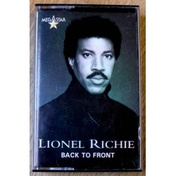 Lionel Richie: Back to Front (kassett)
