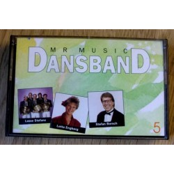 Mr. Music Dansband: Nr. 5 (kassett)