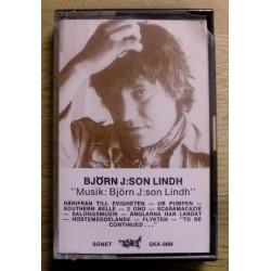 Björn J:son Lindh (kassett)