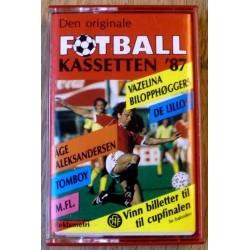Fotballkassetten '87 (kassett)