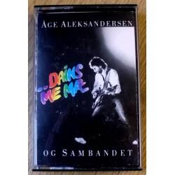 Åge Aleksandersen og Sambandet: Dains me mæ (kassett)