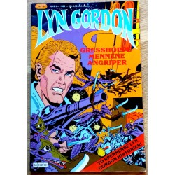 Lyn Gordon: 1982 - Nr. 10 - Gresshoppemennene angriper