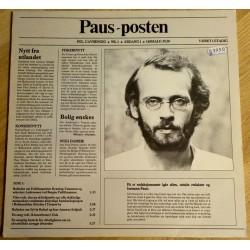 Ole Paus: Paus-posten - Nr. 1 - Årgang 1 (LP)