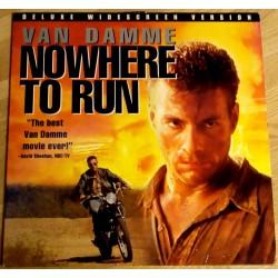 Nowhere To Run - Deluxe Widescreen Version (LaserDisc)