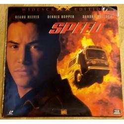 Speed - Widescreen Edition (LaserDisc)