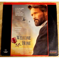 Welcome Home (LaserDisc)