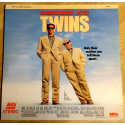 Twins (LaserDisc)