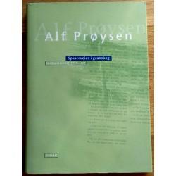 Alf Prøysen: Spaserveier i granskog - Lørdagsstubber 1951-1961