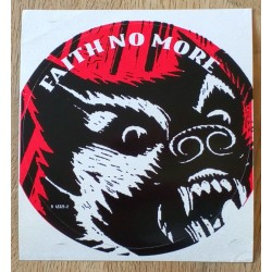 Klistremerke: Faith No More