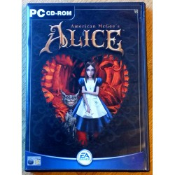 American McGee's Alice (EA Games)