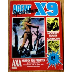 Agent X9: Spesialalbum (1985)