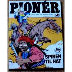 Pioner: 1986 - Nr. 50 - Spiren til hat