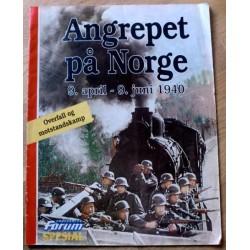 Angrepet på Norge 9. april - 9. juni 1940 fra Forsvarets Forum