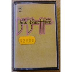 Beck, Bogert & Appice (kassett)