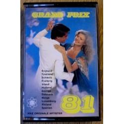 Grand Prix 81 (kassett)