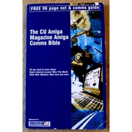 CU Amiga Magazine Comms Bible