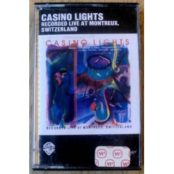 Casino Lights: Recorded live at Montreax (kassett)