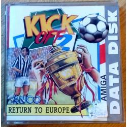 Kick Off 2: Return To Europe - Datadisk (Anco)
