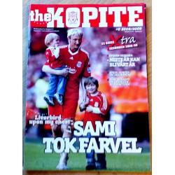 The Kopite: 2008/2009 - Nr. 8