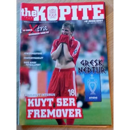 The Kopite: 2006/2007 - Nr. 8 - Kuyt ser fremover