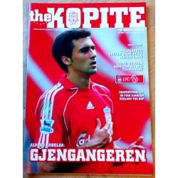 The Kopite: 2007/2008 - Nr. 3 - Gjengangeren