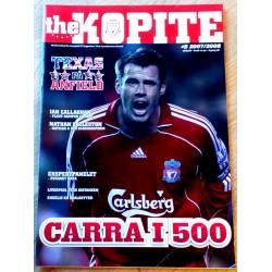 The Kopite: 2007/2008 - Carra i 500