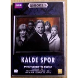 Waking the Dead - Kalde spor: Boks 1 (DVD)