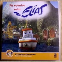 På eventyr med Elias - Lydbok for barn (2 x CD)