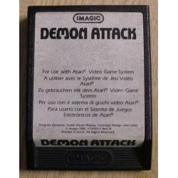 Atari 2600: Demon Attack (Imagic)
