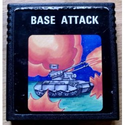 Atari 2600: Base Attack (cartridge)