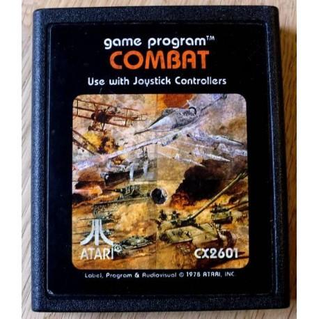 Atari 2600: Combat (cartridge)