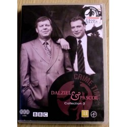 Dalziel & Pascoe: Crime Time Collection 3 (DVD)