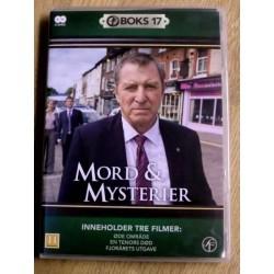 Mord & Mysterier: Boks 17 (DVD)