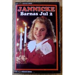 Jannicke: Barnas Jul 2 (kassett)
