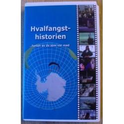 Hvalfangsthistorien: Fortalt av de som var med (VHS)